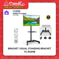 BRACKET VISUAL STANDING BRACKET TC-R12MB / Bracket Mobile TV TCR12MB