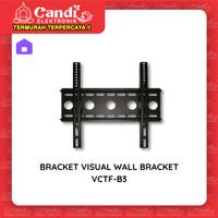 BRACKET VISUAL WALL BRACKET VCTF-B3