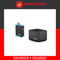 GoPro - Dual Charger + Battery HERO9