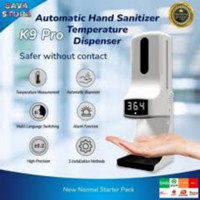 DISPENSER OTOMATIS HAND SANITIZER/ SABUN K9 PRO