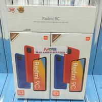 Smartphone Xiaomi Redmi 9C Ram4 Rom64 4/64 New OriginaL Garansi Resmi