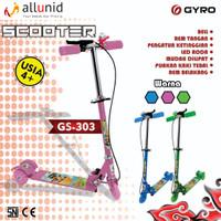 Skuter Anak Lipat Gyro GS-303