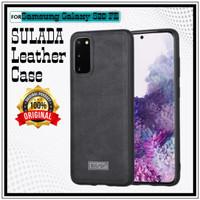 SAMSUNG GALAXY S20 FE S20FE ORIGINAL SULADA LEATHER HARD COVER CASE PC