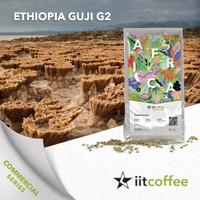 Arabica Green Beans - Ethiopia Guji G2 Washed - 1Kg