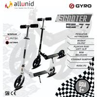 Skuter Anak Lipat Gyro 2 Roda GS-77