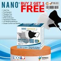 Masker Duckbill / Masker Duckbill Premium / Masker Duckbill Nano