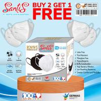 Masker KN 95 Premium / KN 95 Protective Mask / Masker KN 95 Santis