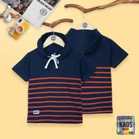 ORKIDS Baju Kaos Anak Heewego / Navy