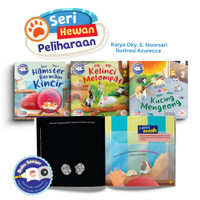 Buku Anak Islami - Seri Hewan Peliharaan