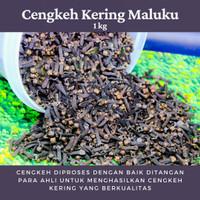 Cengkeh kering Maluku 1kg