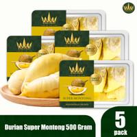KING FRUIT Durian Super Montong Paket 5 Box