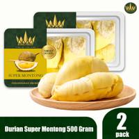 KING FRUIT Durian Super Montong Paket 2 Box