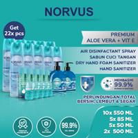 Special Anniversary Bundling - Norvus