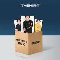 Kaos Unisex Erigo Mystery Box T-Shirt - S