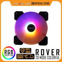 Fan Case 12cm RGB 3 Power Up ROVER 20 Mode Automatic