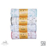 CUIT Exclusive Swaddle Bedong Bayi Motif Monie Kojo Series
