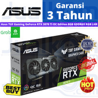 VGA ASUS TUF Gaming GeForce RTX 3070Ti OC Edition 8GB GDDR6 X 3Fan