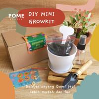 DIY MINI GROW KIT/GARDENING KIT