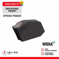 Insert Grooving WTGN3 TN6025 Original WIDIA