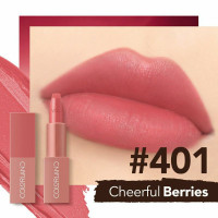Lipstick YOU Colorland - Juicy Pop Lipstick [Formula Ringan dan hasil - cheerful beries
