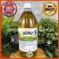 Heinz Apple Cider Vinegar / Cuka Apel Heinz 473 ml - NO BOX