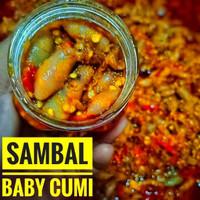Sambal Baby Cumi 150ml
