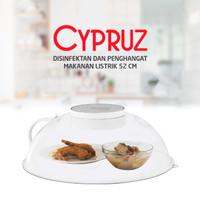 CYPRUZ Disinfektan Sterilizer Penghangat Makanan Dan Perlengkapan Bayi