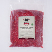 Daging Giling Special (Prime Ground Beef) Kemasan: 500 gr