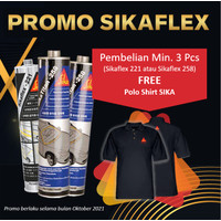 Sika Titan Sikaflex 258 black Perekat Lem Kaca Mobil 310ml