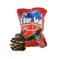 Snack Tempura Seaweed Blue Seal ( rumput laut tempura )