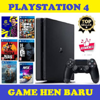 PLAYSTATION 4 PS4 FAT HDD 500GB / 1TB HEN 6.72 / 7.02 FULL GAME REQUES