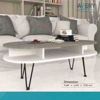 Meja Tamu Multifungsi / Meja Ruangan / Meja Minimalis Avery - MT303