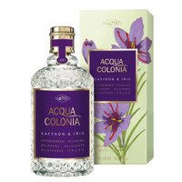 4711 Acqua Colonia Saffron & Iris EDC 170ml Unisex