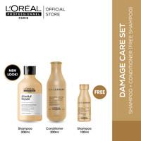 L'Oreal Professionnel Damaged Hair Care Set Untuk Rambut Rusak