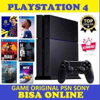 SONY PS4 PLAYSTATION 4 FAT / SLIM 500GB / 1TB FW ORI 7.51 / HEN 6.72