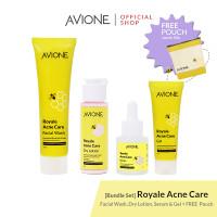 [Bundle Set] Avione Royale Acne Care