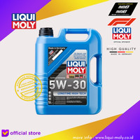 Liqui Moly Long Time High Tech 5w-30 5 L - Oli Mobil 9507
