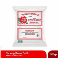 Tepung Beras Rose Brand 500gram/tepung beras ekonomis