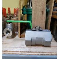 Ball valve KITZ 1 1/2(inch) Ball Valve Stainless Steel KITZ