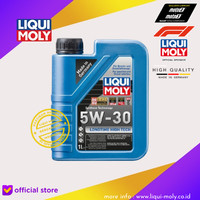 Liqui Moly Long Time High Tech 5w-30 1 L - Oli Mobil 9506
