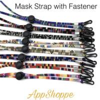 Tali Pengait Gantungan Masker Lanyard Mask Strap String MULTI COLOUR
