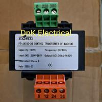 Multi Transformer/Trafo/Travo Step Down 100VA FORT Input 380VAC/220VAC
