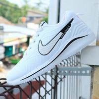 sepatu sneakers nike putih