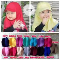 jilbab topi bayi hijab kerudung jiltop anak lucu murah