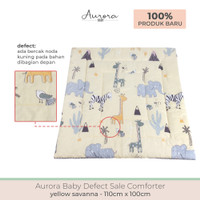 Aurora Baby Comforter Selimut Bayi / Selimut Bed Cover Defect Sale