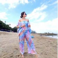 Baju wanita Setelan Kemben Tdy Lolipop Bali
