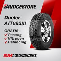 Ban New Fortuner Bridgestone Dueler AT 693III 265/65 R17 17 102S