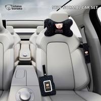 Aksesoris mobil ISTANA BONEKA Car Set 3 In 1 Printing Boney