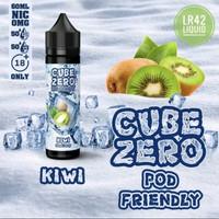 CUBE ZERO FRUITY KIWI ICE