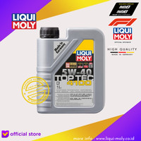 Liqui Moly Top Tec 4100 5W-40 Engine Oil 1L - Oli Mobil 9510